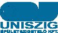 Uniszig Kft. Logo